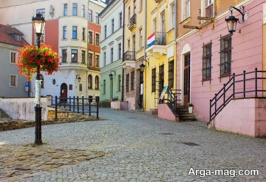 تصاویر مکان های دیدنی لهستان
