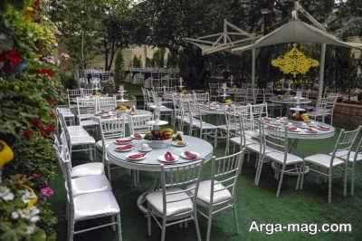 برنامه ریزی جشن عروسی