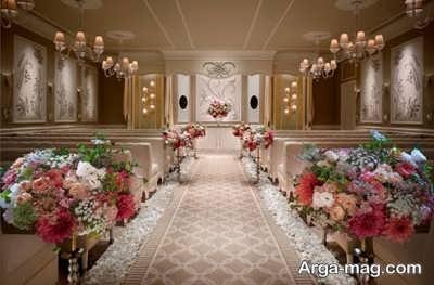 برنامه ریزی برای برپایی جشن عروسی