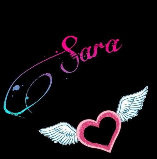 عکس پروفایل نام سارا