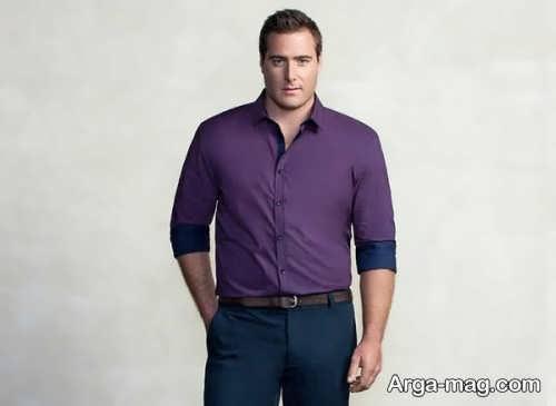 مدل پیراهن مردانه شیک و زیبا