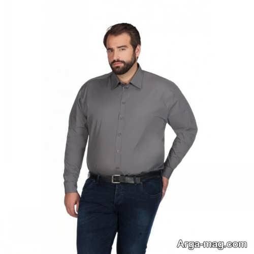 لباس مردانه زیبا برای افراد چاق