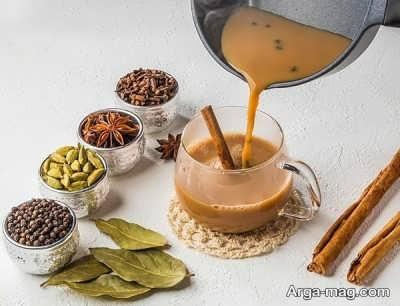 خاصیت آنتی اکسیدانی چای ماسالا