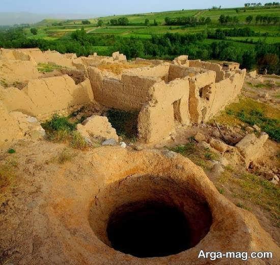 مکان های تاریخی سرعین