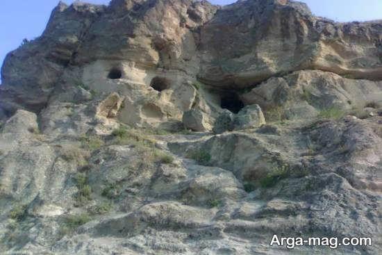 دهکده سنگی سرعین