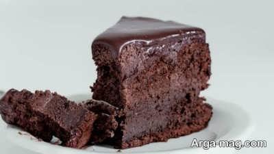 کیک نوشابه ای