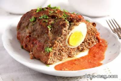 دستور تهیه رولت گوشت