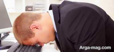 دلایل عدم رضایت از کار
