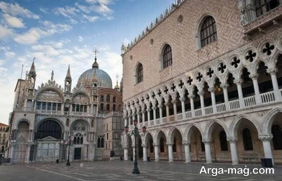 آشنایی با مکان های دیدنی ایتالیا