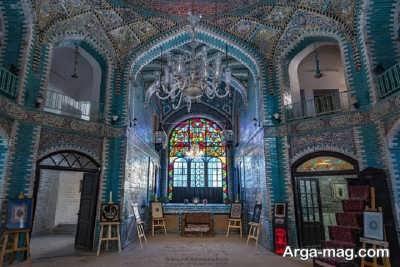 بناهای دیدنی کرمانشاه