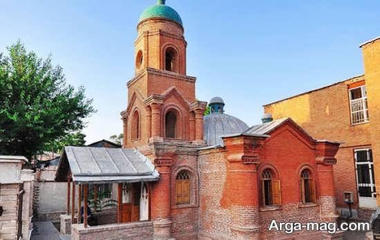 مکانهای دیدنی شهرستان قزوین