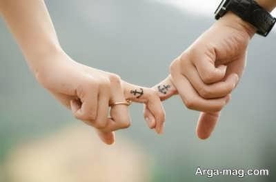 نشانه های عشق