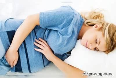 چگونگی خواب بهتر در بارداری