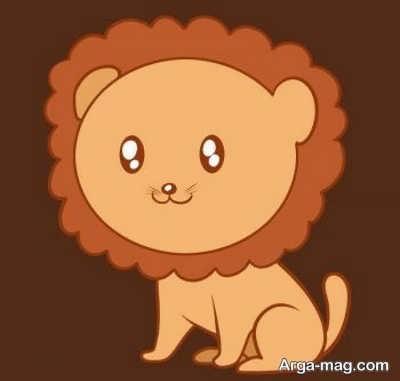قصه شیر کوچولو برای قبل از خواب کودکان