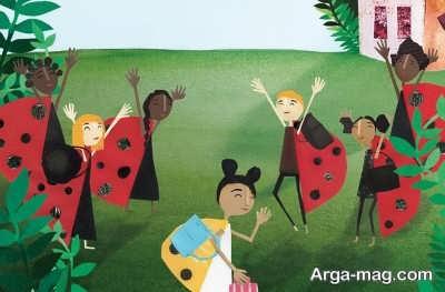 قصه های کودکانه زیبا