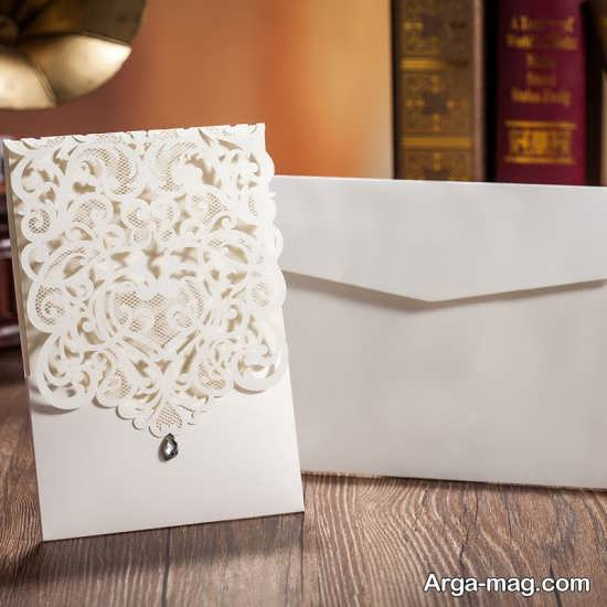 مدل کارت سفید