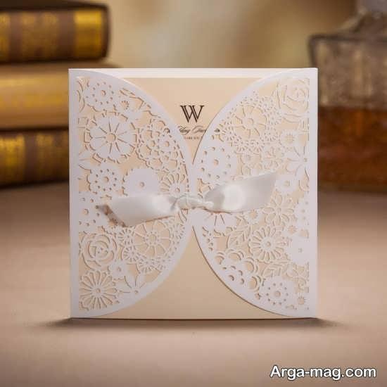کارت عروسی زیبا