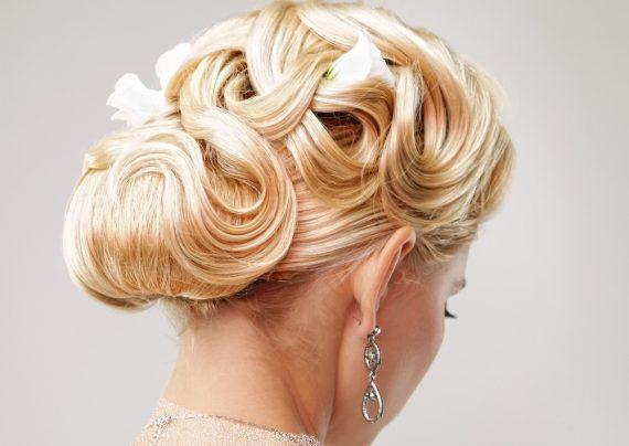 مدل موی زنانه برای عروسی