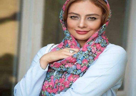 عاشقانه یکتا ناصر برای کارگردان معروف