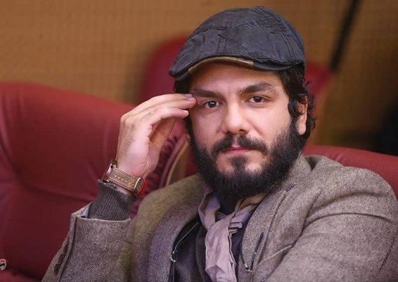 بوسه دیدنی عباس غزالی