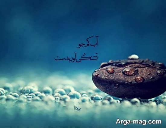 جمله کوتاه مولانا