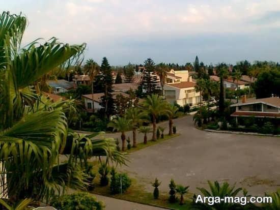 مکان های توریستی بابلسر