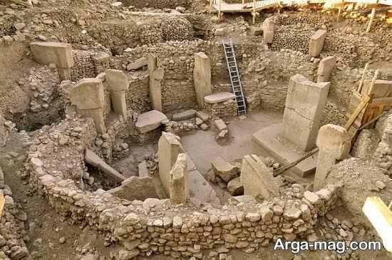تپه های باستانی بابل