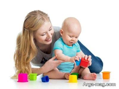 کمک به نشستن نوزاد