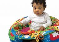 زمان نشستن نوزاد و مراحل یادگیری نشستن نوزادان