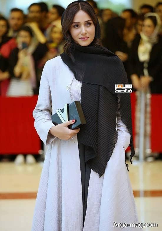 پریناز ایزدیار در جشن حافظ