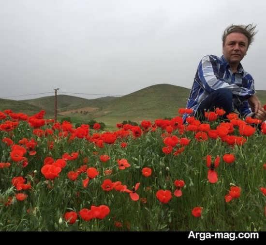 بیوگرافی و عکس کیهان ملکی