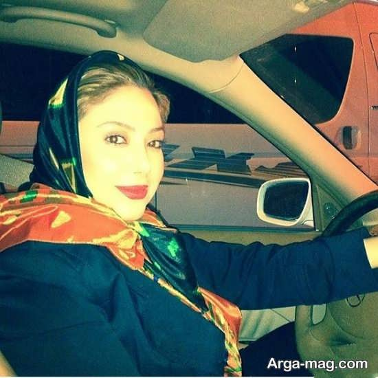 بیوگرافی زیبای مریم سلطانی