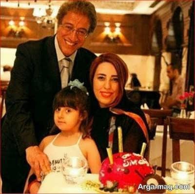 بیوگرافی و عکس های خانوادگی مروارید پورشفیقی