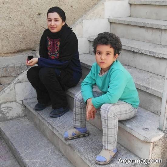 زندگینامه و تصاویر روشنک گرامی