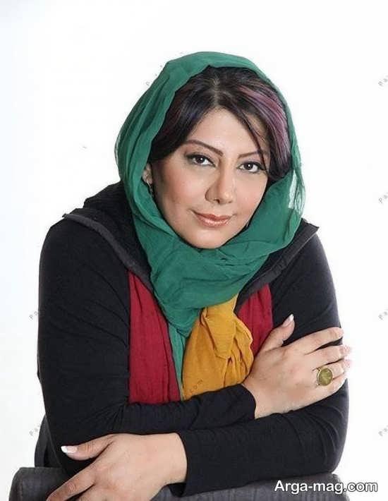 بیوگرافی و عکس زهرا داود نژاد
