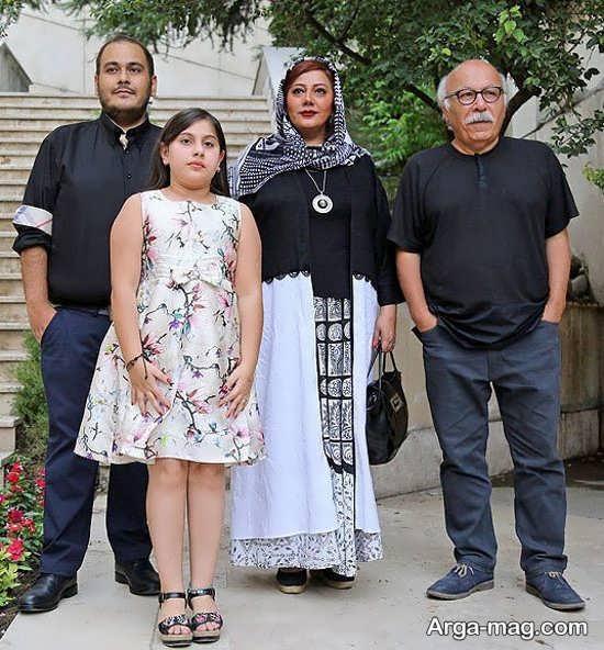 زندگینامه و عکس زهرا داود نژاد