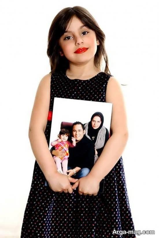 بیوگرافی جالب زهرا داود نژاد+عکس