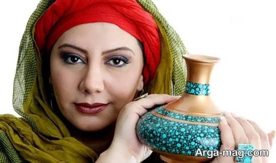 بیوگرافی جدید از زهرا داود نژاد