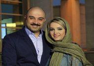عکس جدید برزو ارجمند و همسرش