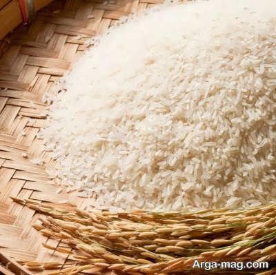 برنج خوب و نشانه ها بارز آن