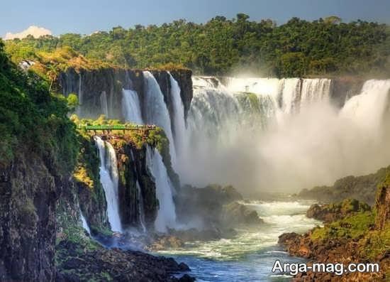 جاذبه های بی نظیر برزیل