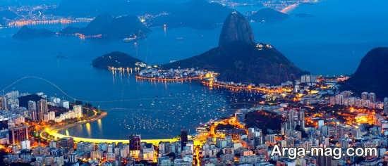 برزیل و جاذبه های آن