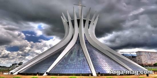 کلیسای معروف برزیل