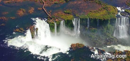 آبشارهای برزیل