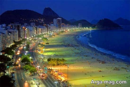 دیدنی های برزیل در جهان