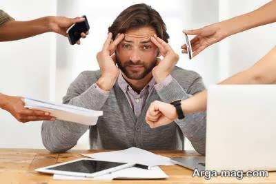 جلوگیری از استرس و تاثیر آن
