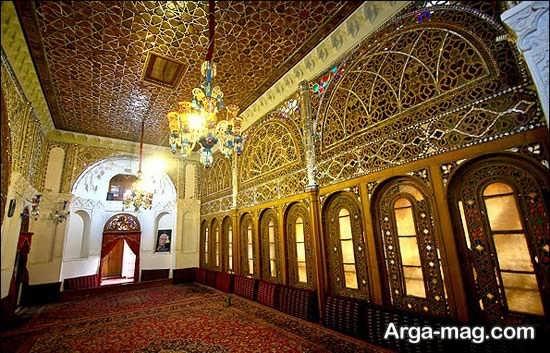 قزوین و بناهای تاریخی