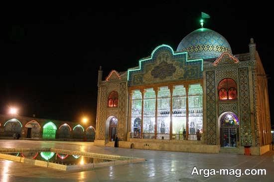 مسجد تاریخی قزوین