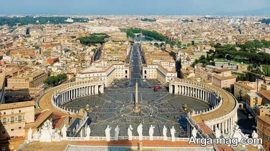 شهر زیبا در ایتالیا