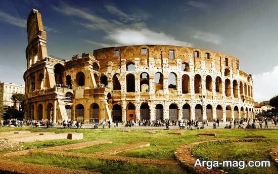بناهای تاریخی ایتالیا